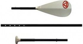 Accent Max FX 3 Piece SUP Paddle Review