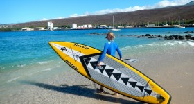 Naish ONE Inflatable SUP Review