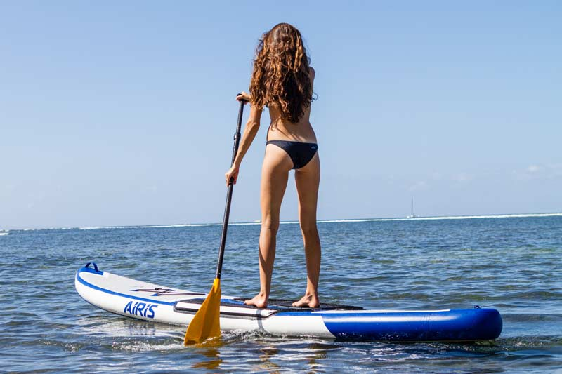 Airis 12 6 Quot Hardtop Tour Inflatable Sup Review
