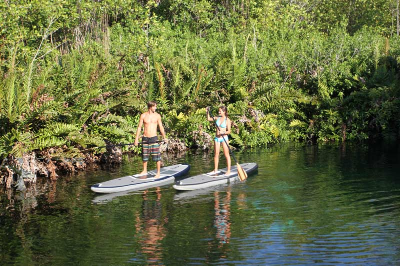 ISUP Review: Airis 9' HardTop Stubby Inflatable SUP