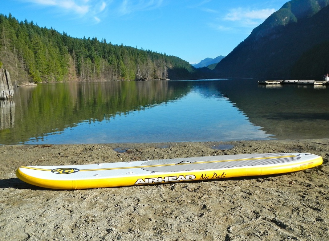 Airhead Na Pali Stand Up Paddle Board Inflatable Best SUP Paddleboard
