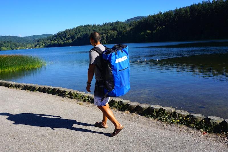 Sea Eagle SUP backpack