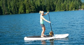 Tower Inflatable SUP Comparison Chart
