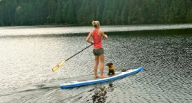 Inflatable Stand Up Paddleboard Pros And Cons