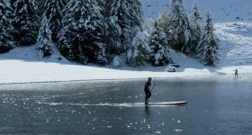 Cold Weather SUP Paddling Tips