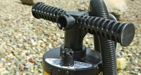 Inflatable SUP Pump Options