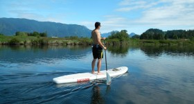 Saturn 11' Inflatable SUP Review