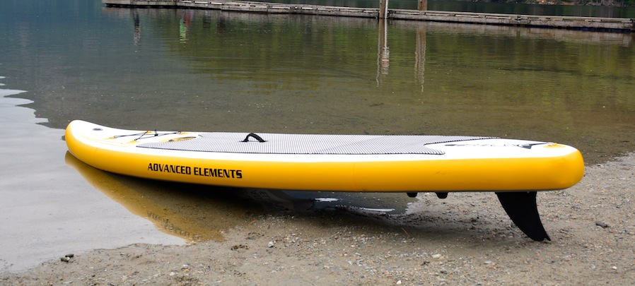 Advanced Elements Fishbone inflatable SUP
