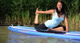 Starboard Astro Yoga Board Review