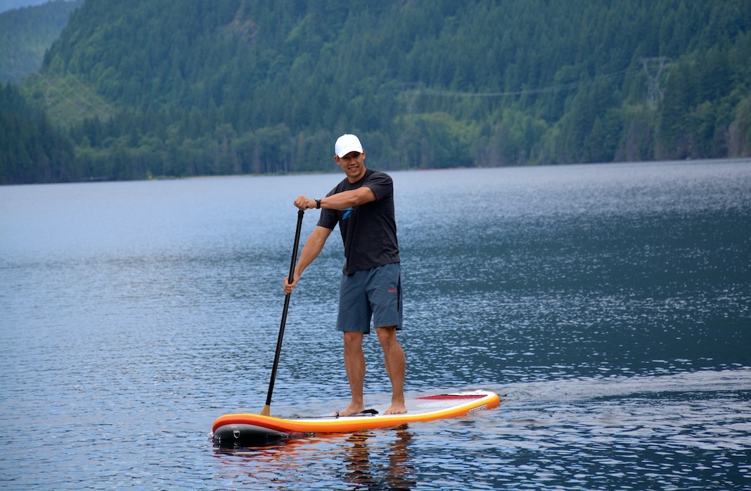 Starboard Astro Whopper Inflatable Sup Review
