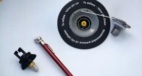 Slingshot High-Pressure SUP Inflator Valve Review