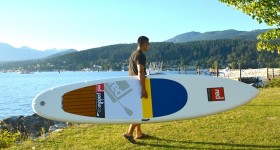 Red Paddle Co 12'6″ Explorer ISUP Review