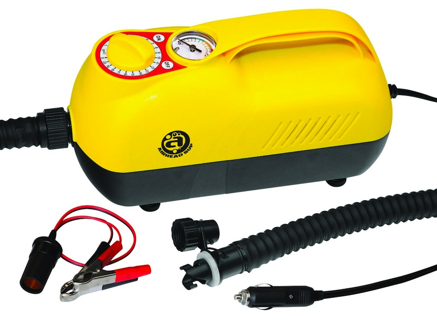 Airhead high pressure 12V electric pump