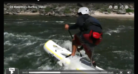 Video:  Epic Ride With C4 Waterman ISUP's