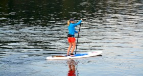 """Red Paddle Co 9'6"""" Allwater ISUP Review"""