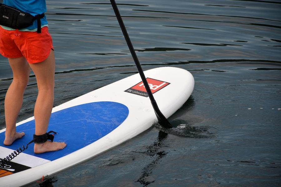 Bravo Red Paddle Co Ezee Pump