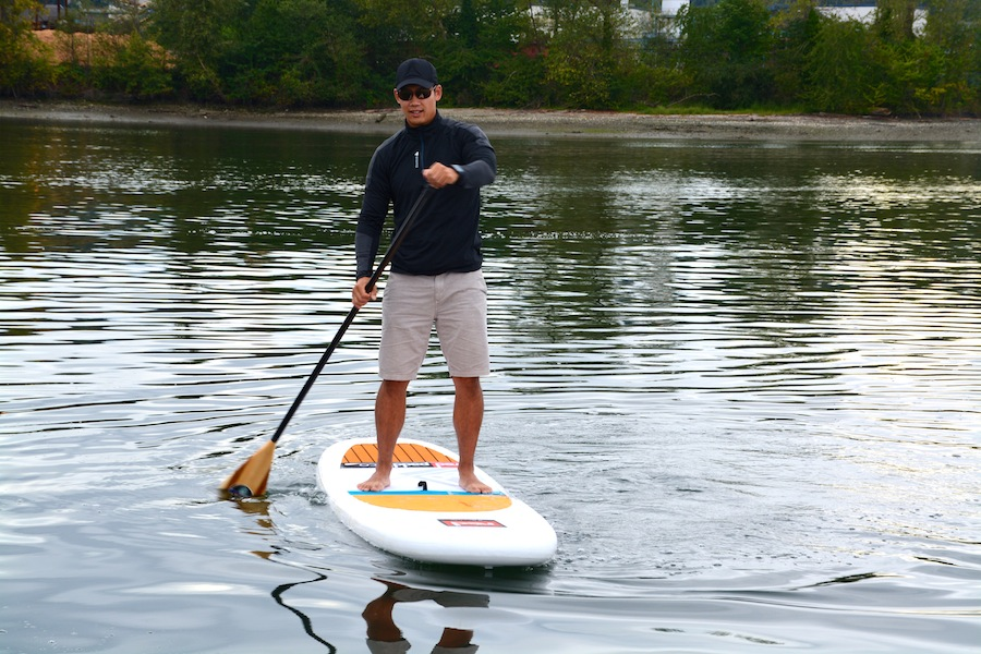 Ride inflatable SUP