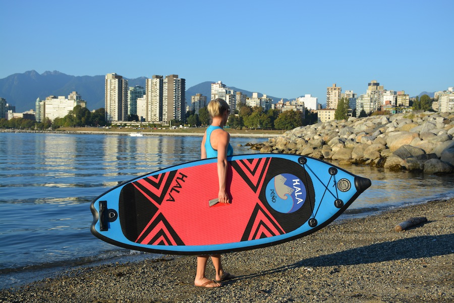 Hala Peño inflatable SUP