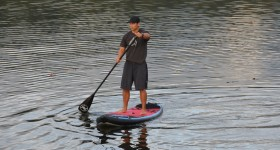 Werner Nitro SUP Paddle Review