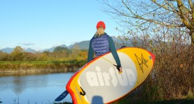 airSUP Inflatable SUP Comparison Chart