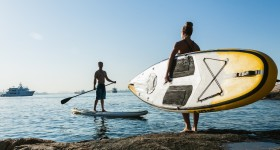 Airis Inflatable SUP Comparison Chart