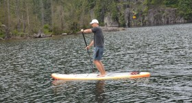 Starboard Inflatable SUP Comparison Chart
