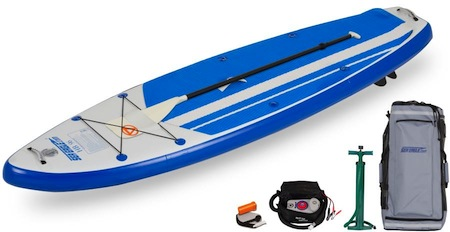 Sea Eagle Hybrid SUP