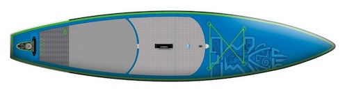 """Starboard Astro Touring Deluxe 11'6"""""""