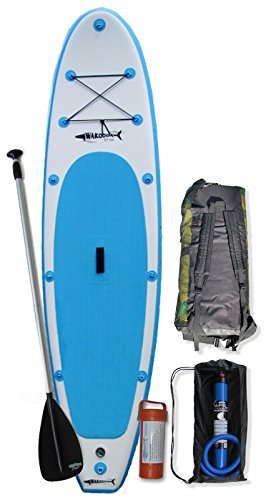 Wakooda LA132 inflatable SUP