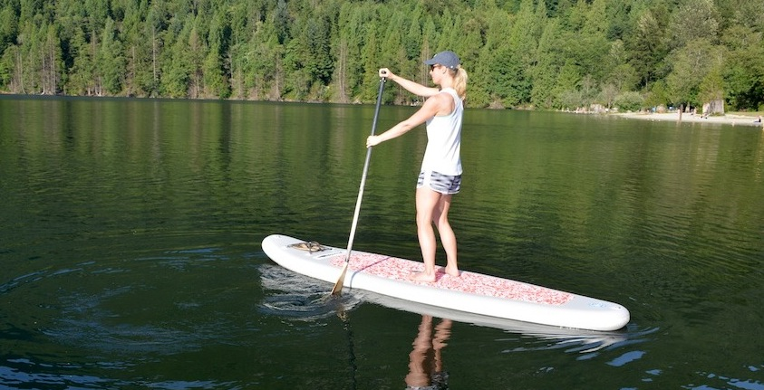 compare Wakooda Wahoo inflatable SUP boards