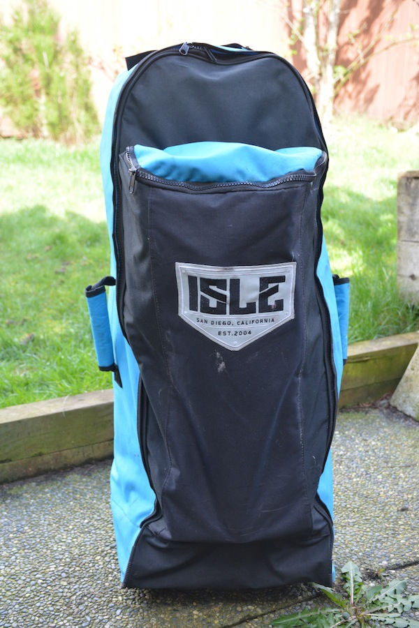 Isle travel backpack carry bag