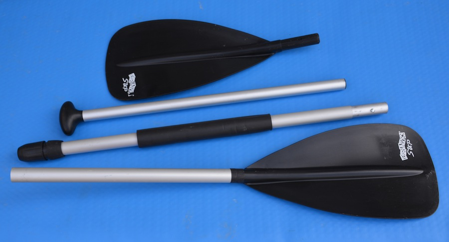 SUP/Kayak combo paddle