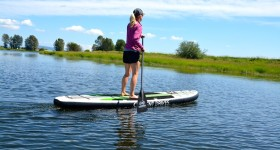 Current Drives Huey SUP Review