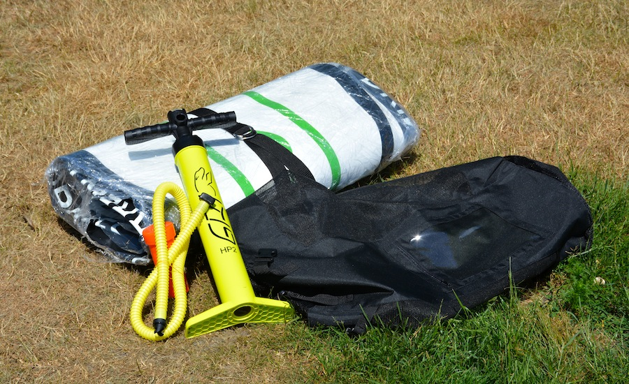 full inflatable SUP package