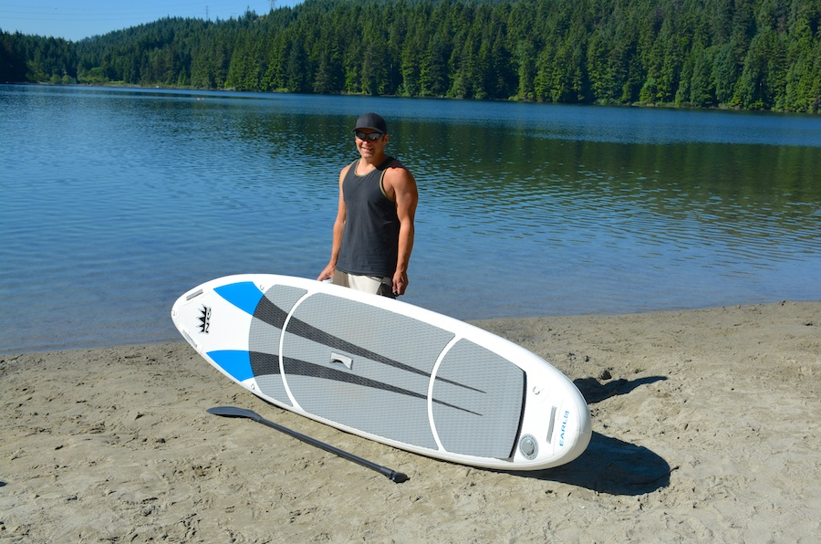 NRS Earl inflatable SUP
