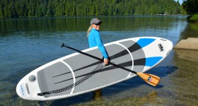 NRS Earl Inflatable SUP Review