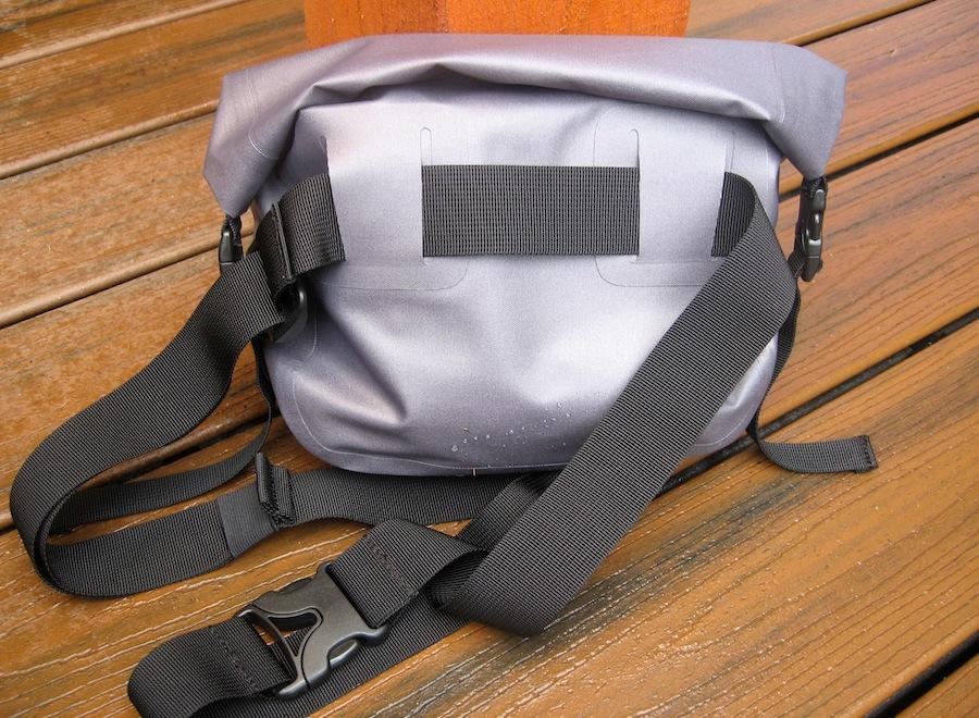 SUP shoulder bag waist pack Downriver Rolltop Bag