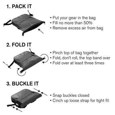 Chums Storm Series SUP bag
