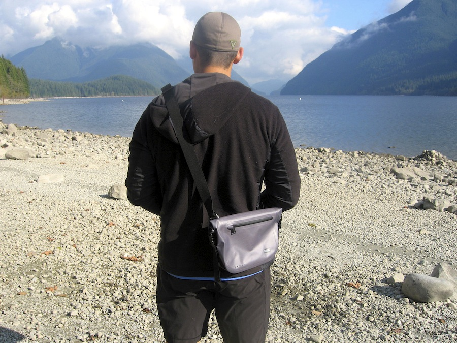 Downriver Rolltop Bag
