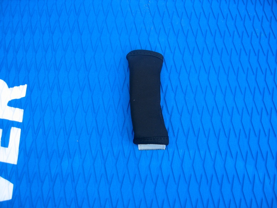 ISUP padded carry handle