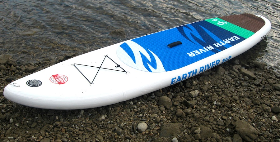 Earth River SUP traction pad