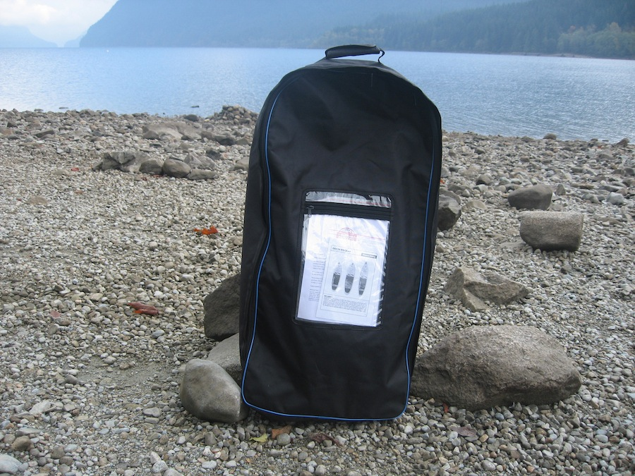 Earth River ISUP backpack