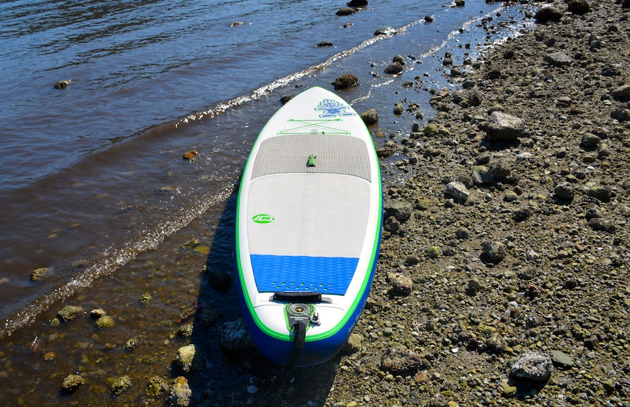 Starboard Astro inflatable SUP