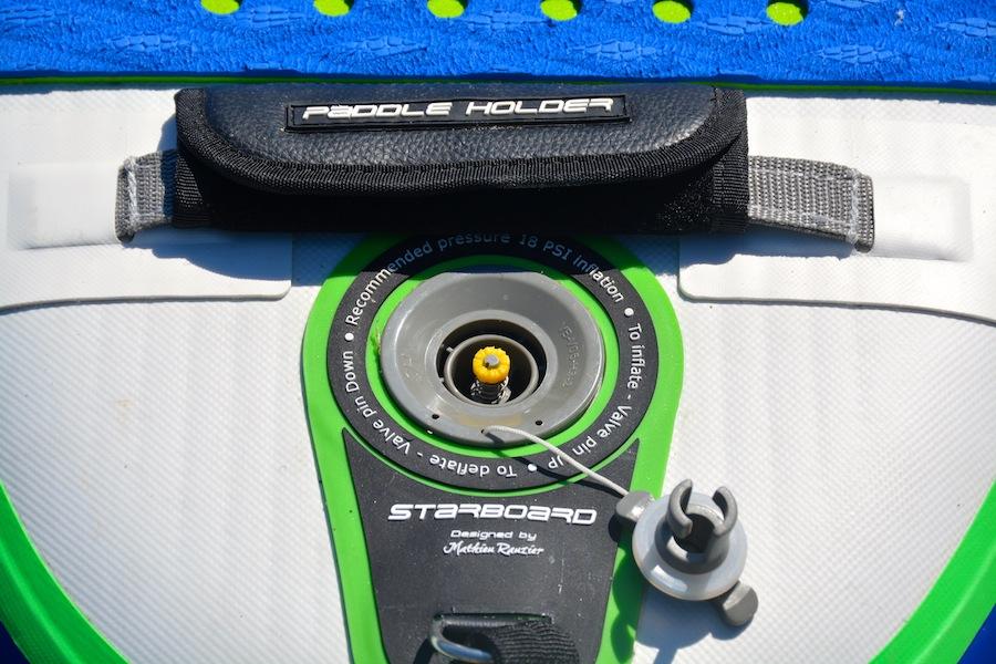 Starboard Astro valve