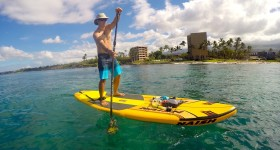 Naish Glide Air Inflatable SUP Review