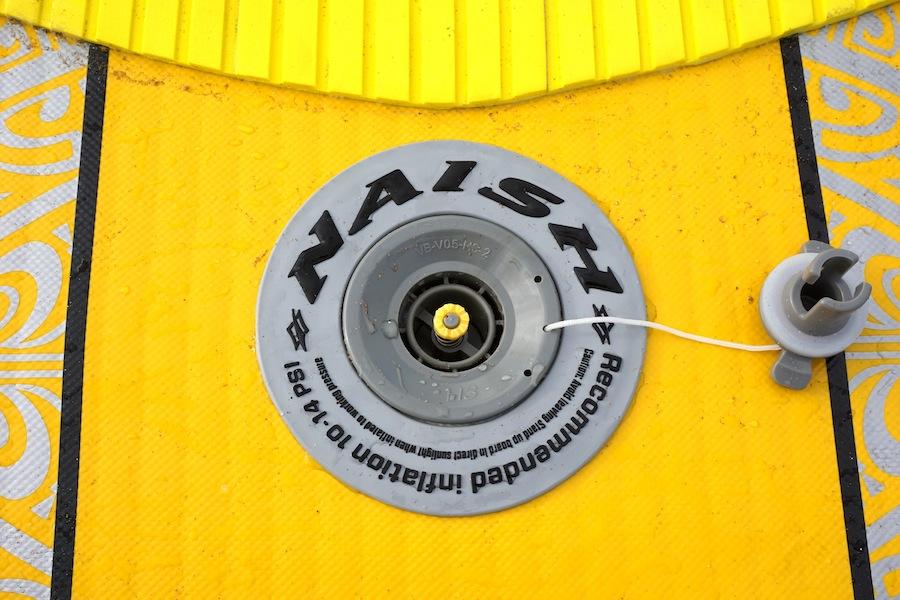Naish ISUP valve