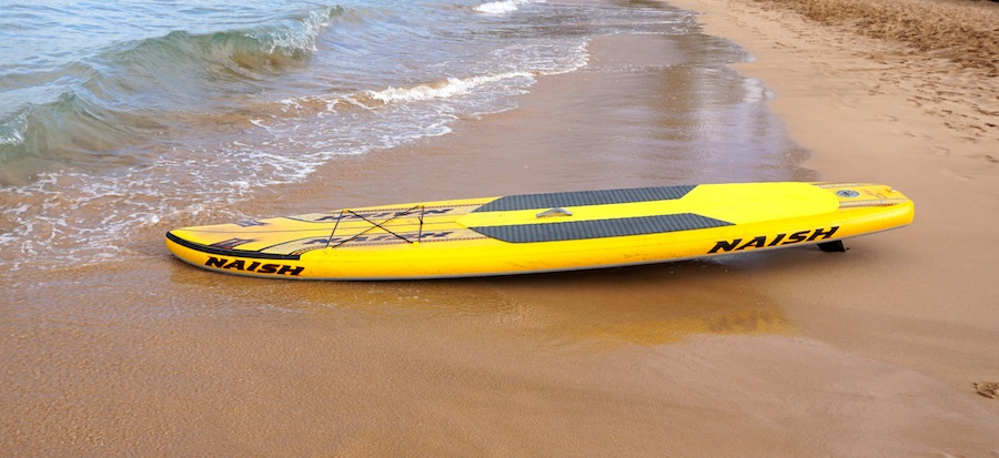 Naish Glide Air inflatable SUP