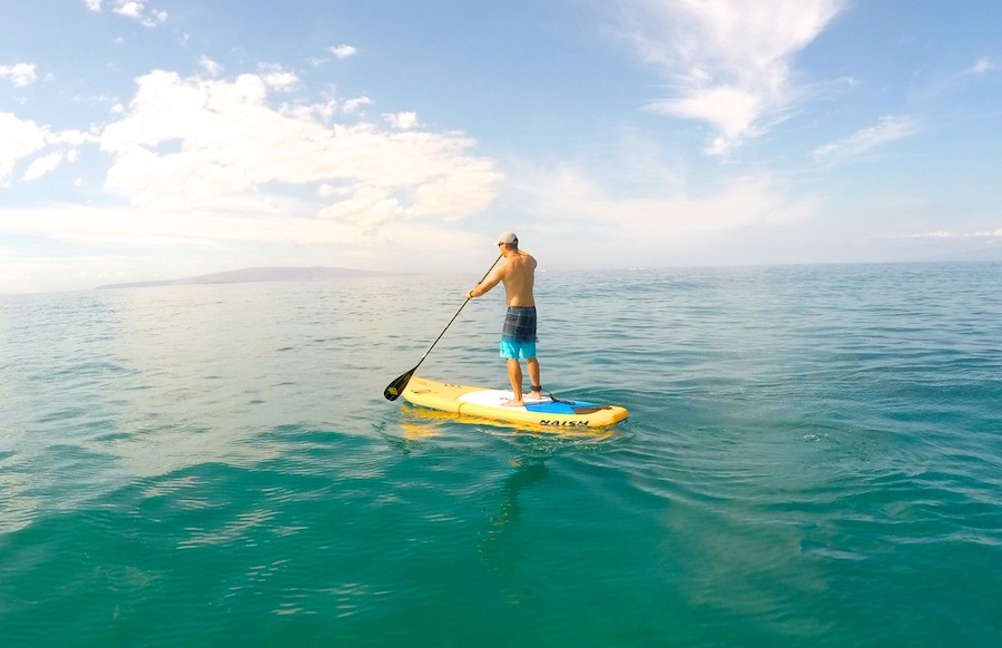 Naish Mana Air Inflatable SUP Review