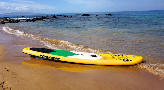 Naish Crossover inflatable SUP