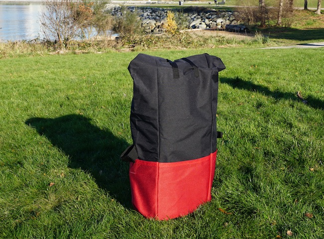 ISUP backpack